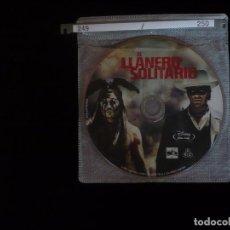 Cine: EL LLANERO SOLITARIO - BLU-RAY COMO NUEVO, SOLO DISCO. Lote 87269396