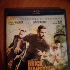 Cine: BRICK MANSIONS (LA FORTALEZA) BLU-RAY PAUL WALKER, FAST & FURIOUS. Lote 87467536