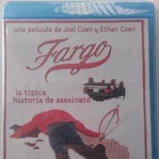 Cine: FARGO BLURAY BLU-RAY NUEVO PRECINTADO HERMANOS COEN STEVE BUSCEMI FRANCES MCDORMAND. Lote 88829848