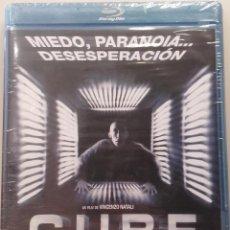Cine: CUBE BLURAY BLU-RAY COMO NUEVO. Lote 89007244