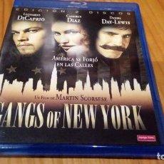 Cine: GANGS OF NEW YORK 145 MIN USA . Lote 90676265