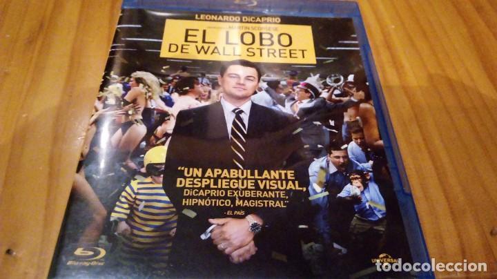 EL LOBO DE WALL STREET USA 2014 180 MIN (Cine - Películas - Blu-Ray Disc)