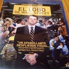Cine: EL LOBO DE WALL STREET USA 2014 180 MIN. Lote 90834850