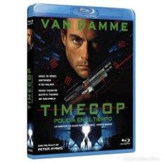 Cine: TIMECOP, POLICÍA EN EL TIEMPO. Lote 144085286