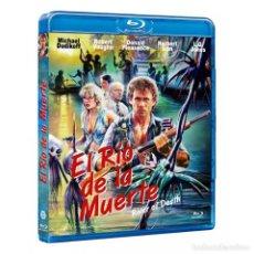 Cine: EL RÍO DE LA MUERTE (RIVER OF DEATH). Lote 182154857