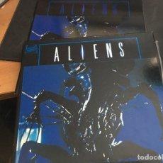 Cine: ALIENS SPECIAL COLLECTION BOX SET 4 LASERDISC LASER DISC. JAPAN (AT). Lote 265351274
