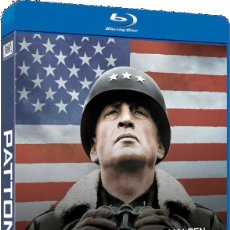 Cine: PATTON GEORGE C. SCOTT BLU RAY DISC ORIGINAL EDICION ESPAÑOLA. Lote 95019463