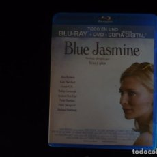 Cine: BLUE JASMINE - BLU-RAY COMO NUEVO - SOLO BLU-RAY . Lote 95207555