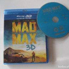 Cine: MAD MAX: FURIA EN LA CARRETERA • (BLU-RAY 2D) • COMO NUEVO. Lote 95679203