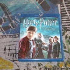Cine: HARRY POTTER Y EL MISTERIO DEL PRÍNCIPE - EDICIÓN 2 DISCOS - BLUE-RAY DISC. Lote 95897695