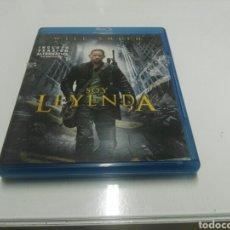 Cine: BLU-RAY- SOY LEYENDA- WILL SMITH . Lote 96304456