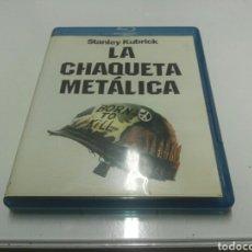 Cine: BLU-RAY- LA CHAQUETA METALICA- STANLEY KUBRICK. Lote 96305511