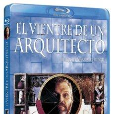 Cine: EL VIENTRE DE UN ARQUITECTO - PETER GREENAWAY. Lote 99410322