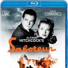 Cine: SABOTAJE - ALFRED HITCHCOCK. Lote 96467307