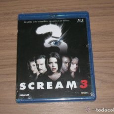 Cine: SCREAM 3 BLU-RAY DISC NUEVO PRECINTADO. Lote 112932991