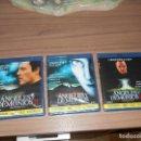 Cine: TRILOGIA COMPLETA ANGELES Y DEMONIOS EDICION COMBO 3 BLU-RAY DISC + 3 DVD NUEVO PRECINTADO. Lote 160372824