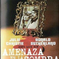 Cine: BLURAY AMENAZA EN LA SOMBRA . Lote 97600667