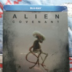 Cine: ALIEN COVENANT STEELBOOK BLU RAY. Lote 98194596