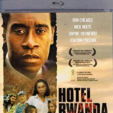 Cine: RWANDA DON CHEADLE BLURAY. Lote 98792067