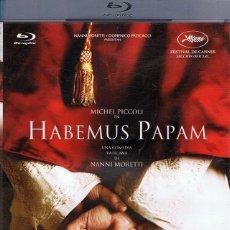 Cine: HABEMUS PAPAM BLURAY. Lote 98792319