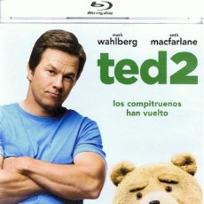Cine: TED 2 MARK WAHLBERG BLURAY . Lote 98870863