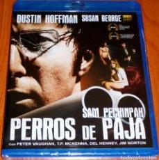 Cine: PERROS DE PAJA / STRAW DOGS - SAM PECKINPAH - BLURAY DISC - PRECINTADA. Lote 98983975