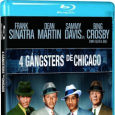 Cine: 4 GÁNGSTERS DE CHICAGO - GORDON DOUGLAS. Lote 99167267