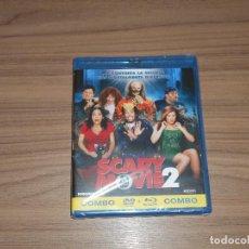Cine: SCARY MOVIE 2 EDICION COMBO BLU-RAY DISC + DVD NUEVO PRECINTADO. Lote 180099378
