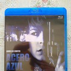 Cine: ACERO AZUL - CON JAMIE LEE CURTIS. Lote 100493807