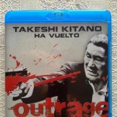 Cine: OUTRAGE - CON TAKESHI KITANO. Lote 100493867