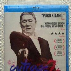 Cine: OUTRAGE 2 - CON TAKESHI KITANO. Lote 100493927