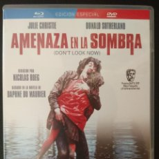Cine: AMENAZA EN LA SOMBRA. BLU-RAY Y DVD. STUDIOCANAL. DONALD SUTHERLAND,JULIE CHRISTIE. Lote 100520203