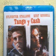 Cine: TANGO Y CASH - CON SYLVESTER STALLONE - CARÁTULA IMPRESA. Lote 100574755