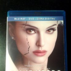 Cine: CISNE NEGRO (COMBO BLU RAY + DVD) DARREN ARONOFSKY NATALIE PORTMAN BLACK SWAN. Lote 103094139