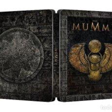 Cine: LA MOMIA (THE MUMMY, 1999) • STEELBOOK (NUEVO) CON CASTELLANO. Lote 104089227