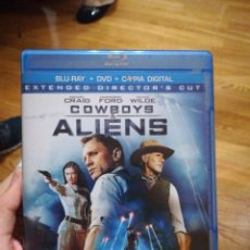 Cine: COWBOYS AND ALIENS. Lote 104329739