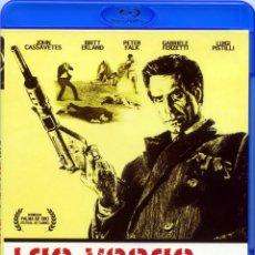 Cine: LAS VEGAS 1970 (BLU-RAY DISC BD) JOHN CASSAVETES - BRITT EKLAND - PETER FALK (COLOMBO). Lote 175717745