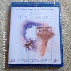 Cine: E.T EL EXTRATERRESTRE BLU-RAY DE STEVEN SPIELBERG **NUEVA Y PRECINTADA** CONTIENE NUMEROSOS EXTRAS. Lote 110028499