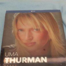 Cine: 2 BLURAYS. PACK UMA THURMAN. PRECINTADO. PULP FICTION + BEAUTIFUL GIRLS.. Lote 110040788