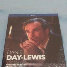 Cine: 2 BLURAYS. PACK DANIEL DAY-LEWIS. PRECINTADO. POZOS DE AMBICIÓN + NINE.. Lote 110040987