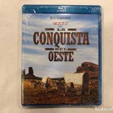 Cine: PELICULA BLU-RAY LA CONQUISTA DEL OESTE. Lote 110413911