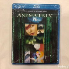 Cine: ANIMATRIX BLU RAY. Lote 110414207