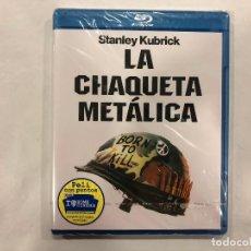 Cine: PELICULA BLU RAY LA CHAQUETA METALICA. Lote 110414263