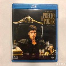 Cine: PELICULA BLU RAY EL PRECIO DEL PODER (SCARFACE). Lote 110414719