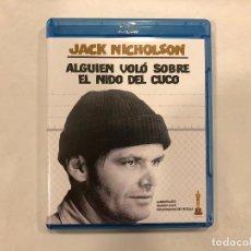 Cine: PELICULA BLU RAY ALGUIEN VOLO SOBRE EL NIDO DEL CUCO. Lote 110414775