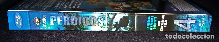 Cine: Perdidos (Lost) FUNDAS sin cajas ni discos Temporadas 4 5 Bluray Blu-ray Blu ray funda slipcover - Foto 6 - 110752379