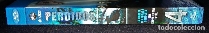 Cine: Perdidos (Lost) FUNDAS sin cajas ni discos Temporadas 4 5 Bluray Blu-ray Blu ray funda slipcover - Foto 7 - 110752379
