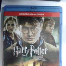 Cine: HARRY POTTER Y LAS RELIQUIAS DE LA MUERTE PARTE 2. Lote 111044791