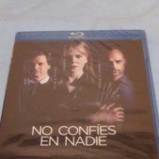 Cine: BLURAY+DVD. NO CONFÍES EN NADIE. PRECINTADO.. Lote 111174274