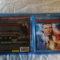Cine: BLADE RUNNER RIDLEY SCOTT HARRISON FORD BLURAY DISC ORIGINAL EDICION 2 DISCOS. Lote 111428124